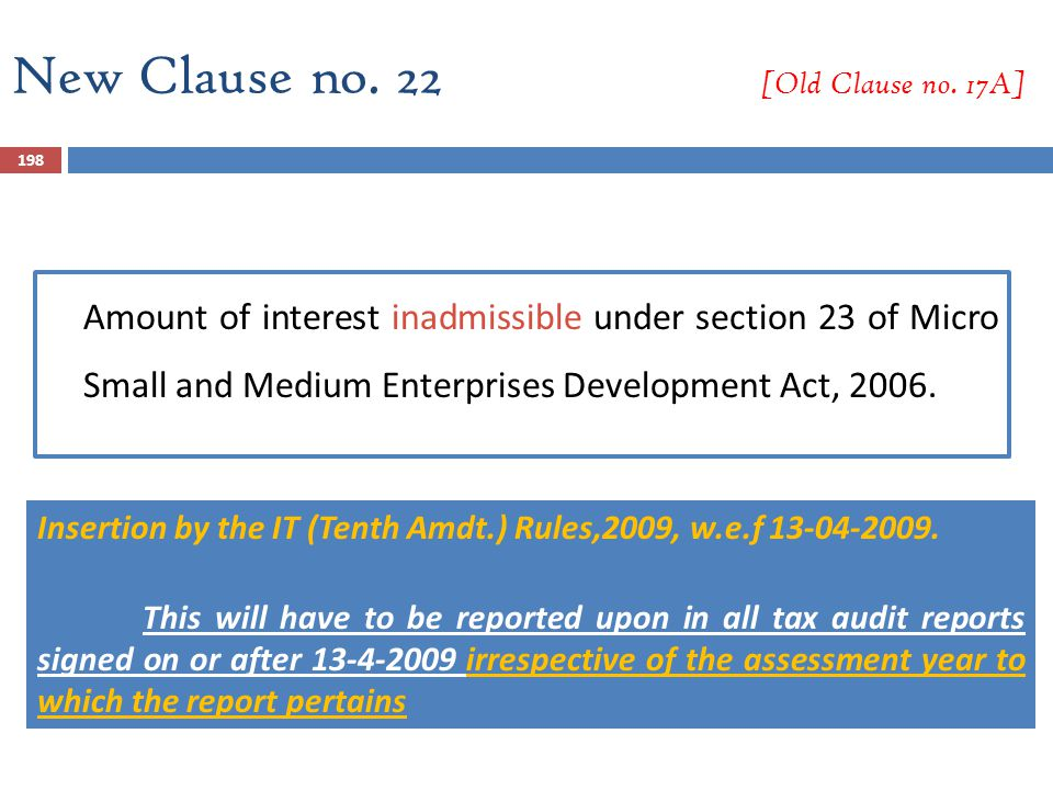 New Clause no. 22 [Old Clause no. 17A]